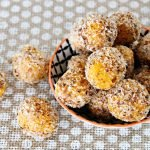 Pumpkin and turmeric truffle dog treat recipe