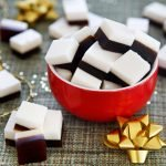 Homemade gingerbread gelatin gummy dog treat recipe