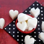 Healthy heart yogurt gelatin gummy dog treat recipe