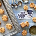 Doggy Dessert Chefs blog dogs Pee Wee and Rose visit Dalmatian DIY