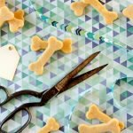 Smooth roll and cut peanut butter dog treat recipe