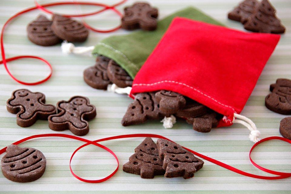 Peanut Butter And Carob Christmas Dog Treats Dalmatian Diy