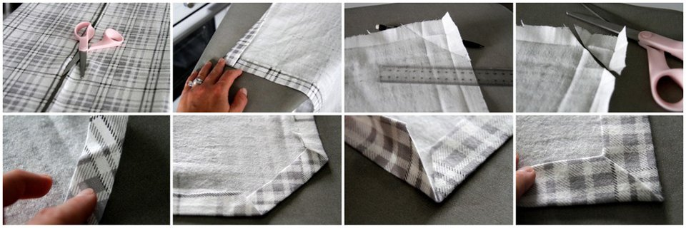 DIY Cotton Flannelette Dog Blankets and Dry Cloths