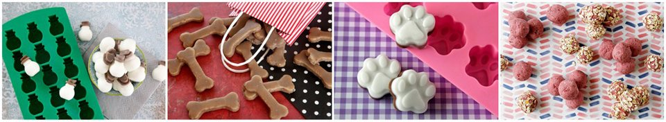 Frozen and Chilled Homemade Dog Treats