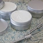 DIY whipped dog body butter and paw balm recipe