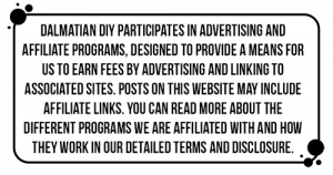 Sidebar Link to Disclosure Policy - Posts may include affiliate and/or referral links from which we receive a commission when you make a qualifying purchase. They may also display third-party advertisements. For more information, you can click here to read about these programs and how they work in our detailed site disclosure.